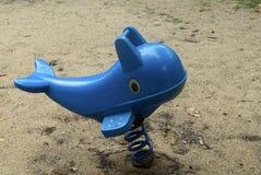 Litle鲸鱼 免版税图库摄影