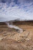 Litli-Geysir immagini stock libere da diritti