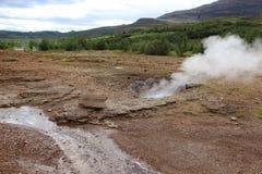 Litli-Geysir Stock Image
