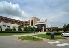 Litość Szpitalny Medyczny budynek, fort Smith, AR, korytarz Zdjęcie Stock
