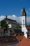 Litomerice Royalty Free Stock Photography