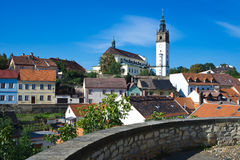 Litomerice Royalty Free Stock Image