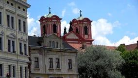 Litomerice, Boemia, repubblica Ceca video d archivio