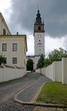 Litomerice, Czech republic Stock Image