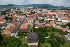 Litomerice, Czech republic Royalty Free Stock Images