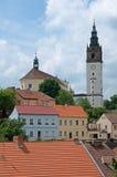 Litomerice, Czech republic Royalty Free Stock Photography