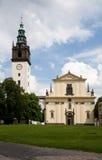 Litomerice, Czech republic Royalty Free Stock Photos