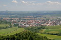 Litomerice, Czech republic Stock Images