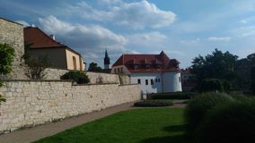 Litomerice-Stadt Stockbilder