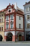 Litomerice, Tsjechische republiek Royalty-vrije Stock Afbeelding