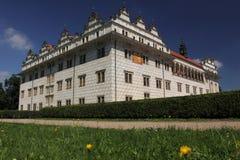 Litomysl Chateau Stock Photo