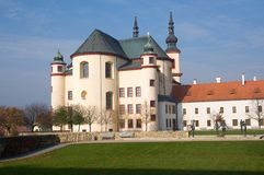 Litomysl, Czech republic Royalty Free Stock Images