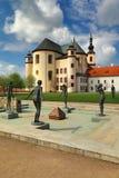 Litomysl monastery in Czech republic Stock Photo