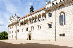 Litomysl Palace Royalty Free Stock Photos