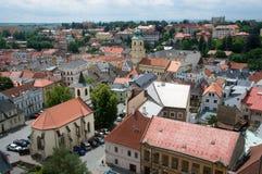 Litomysl, Tschechische Republik lizenzfreie stockbilder