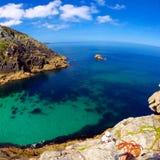litoral Imagens de Stock