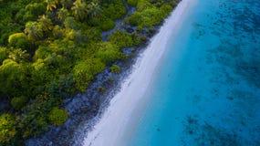 litoral Fotografía de archivo libre de regalías