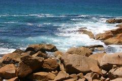 LITORAL DE NSW Fotografia de Stock Royalty Free