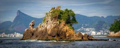 Litoral de Rio de Janeiro fotos de stock royalty free