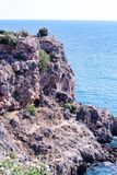 litoral, mar imagens de stock royalty free