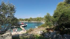 Litorale del Croatia archivi video