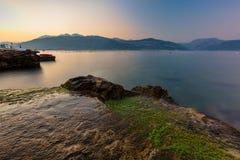 Litorale del Montenegro Immagini Stock Libere da Diritti
