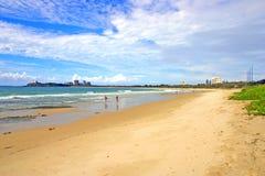 Litorale del sole, Australia Fotografia Stock