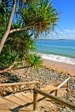 Litorale del sole, Australia Immagini Stock Libere da Diritti