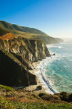 Litorale della California immagini stock libere da diritti
