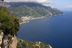 Litorale di Amalfi Immagine Stock Libera da Diritti