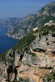 Litorale di Amalfi Fotografie Stock Libere da Diritti