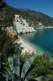 Litorale di Italys l'Adriatico Fotografia Stock