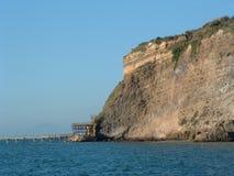 Litorale di Napoli Fotografie Stock Libere da Diritti