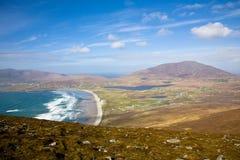 Litorale Irlanda immagini stock libere da diritti
