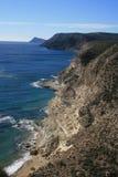 Litorale roccioso, Spagna Fotografie Stock Libere da Diritti