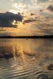 Litouwen, het regionale park van Verkiu Royalty-vrije Stock Afbeelding