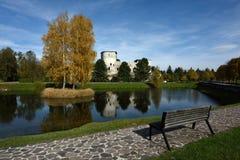 Litptovsky Hradok Grand Castle, Liptov Region, Slovakia Stock Photography