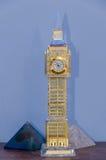 Litres d'horloge d'accessoires Photos stock