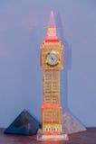Litres d'horloge d'accessoires Photos libres de droits