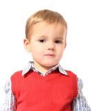 Litte śliczna chłopiec Obraz Stock