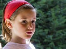 Littel girl Stock Photography