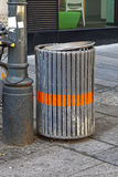 Litter bin Royalty Free Stock Images