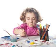 Littl child Royalty Free Stock Image