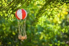 Little Air Balloon Royalty Free Stock Photos