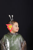 Little alien Royalty Free Stock Image