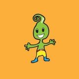 Little alien Stock Photos