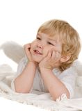 The little angel Royalty Free Stock Photo
