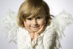 Free Little Angel Stock Images - 6686964