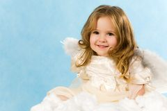 Little angel Royalty Free Stock Images