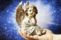 Little angel Stock Photos